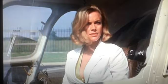 Honor Blackman Helicopter.JPG